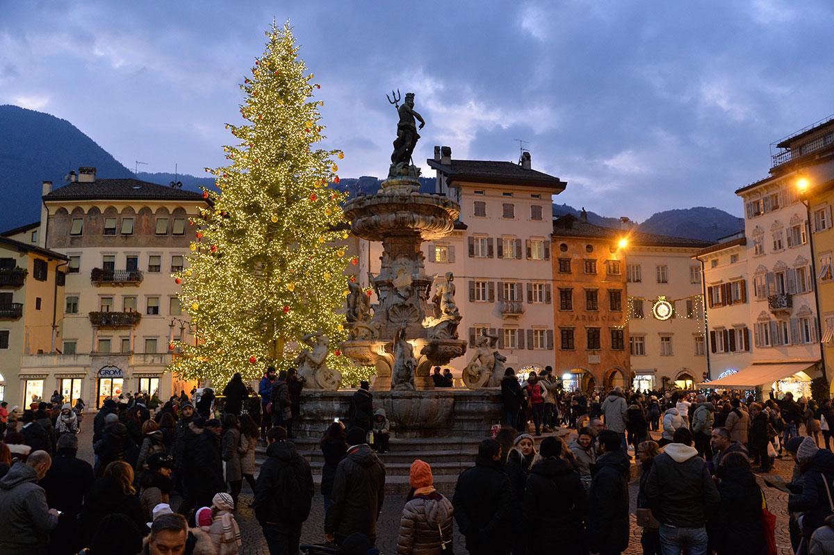 Mercatini Natale Trento.Mercatino Di Natale Di Trento